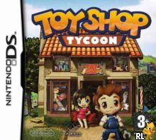 Toy Shop Tycoon (E)(SQUiRE) Box Art