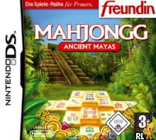 Mahjongg - Ancient Mayas (E)(SQUiRE) Box Art