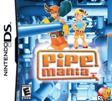 Pipe Mania (U)(XenoPhobia) Box Art
