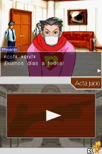 Phoenix Wright - Ace Attorney - Trials and Tribulations (E)(EXiMiUS) Screen Shot