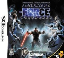 Star Wars - The Force Unleashed (J)(Caravan) Box Art