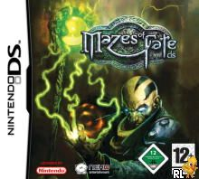 Mazes of Fate DS (E)(Puppa) Box Art