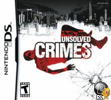 Unsolved Crimes (U)(Independent) Box Art