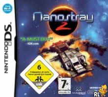Nanostray 2 (E)(SQUiRE) Box Art