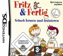 Learn to Play Chess with Fritz & Chesster (E)(SQUiRE) Box Art