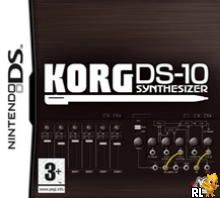 KORG DS-10 - Synthesizer (E)(SQUiRE) Box Art