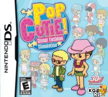 Pop Cutie! - Street Fashion Simulation (U)(Diplodocus) Box Art