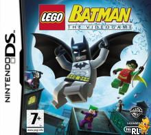 LEGO Batman - The Videogame (E)(SQUiRE) Box Art
