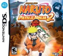 Naruto - Path of the Ninja 2 (U)(XenoPhobia) Box Art