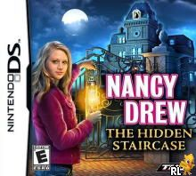 Nancy Drew - The Hidden Staircase (U)(Micronauts) Box Art