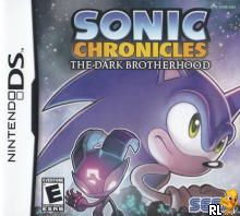 Sonic Chronicles - The Dark Brotherhood (U)(XenoPhobia) Box Art