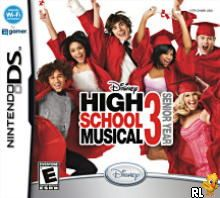 High School Musical 3 - Senior Year (U)(XenoPhobia) Box Art