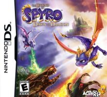 Legend of Spyro - Dawn of the Dragon, The (U)(Micronauts) Box Art