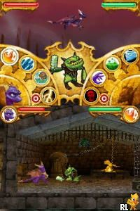 Legend of Spyro - Dawn of the Dragon, The (U)(Micronauts) Screen Shot