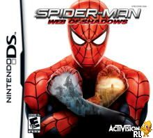 Spider-Man - Web of Shadows (U)(XenoPhobia) Box Art