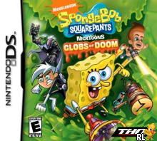 SpongeBob SquarePants Featuring Nicktoons - Globs of Doom (U)(Micronauts) Box Art