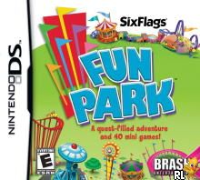 Six Flags - Fun Park (U)(Independent) Box Art