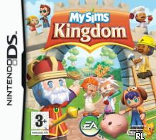 MySims Kingdom (E)(EXiMiUS) Box Art