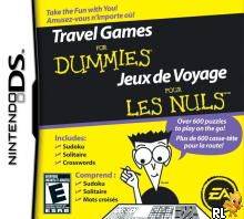 Travel Games for Dummies (U)(XenoPhobia) Box Art