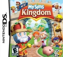 MySims Kingdom (U)(XenoPhobia) Box Art