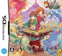Avalon Code (J)(High Road) Box Art