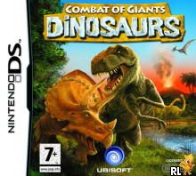 Combat of Giants - Dinosaurs (E)(XenoPhobia) Box Art