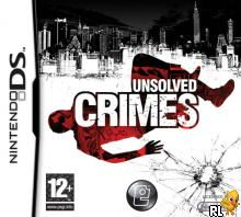 Unsolved Crimes (E)(XenoPhobia) Box Art