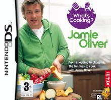 What's Cooking - Jamie Oliver (E)(XenoPhobia) Box Art