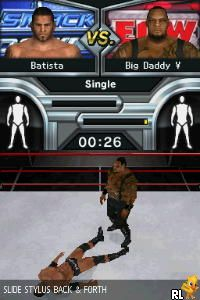 WWE SmackDown vs Raw 2009 featuring ECW (E)(EXiMiUS) Screen Shot