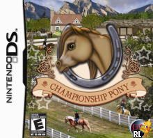 Championship Pony (U)(Sir VG) Box Art