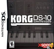 Korg DS-10 Synthesizer (U)(Goomba) Box Art
