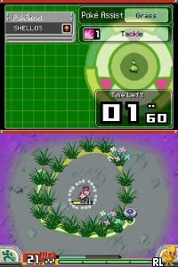 Pokemon Ranger - Shadows of Almia (U)(Venom) Screen Shot