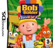 Bob the Builder - Festival of Fun (E)(XenoPhobia) Box Art