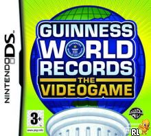 Guinness World Records - The Videogame (E)(XenoPhobia) Box Art
