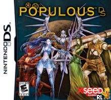 Populous DS (U)(Venom) Box Art