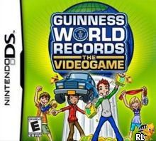 Guinness Book of World Records - The Video Game (U)(XenoPhobia) Box Art