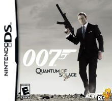 007 - Quantum of Solace (U)(XenoPhobia) Box Art