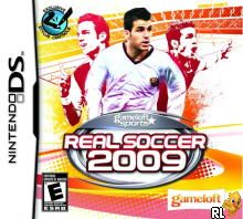 Real Soccer 2009 (U)(XenoPhobia) Box Art