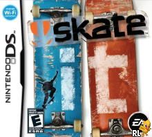 Skate It (U)(XenoPhobia) Box Art