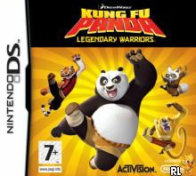 Kung Fu Panda - Legendary Warriors (E)(XenoPhobia) Box Art