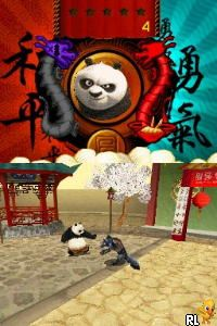 Kung Fu Panda - Legendary Warriors (E)(XenoPhobia) Screen Shot