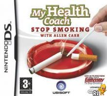 My Health Coach - Stop Smoking with Allen Carr (E)(XenoPhobia) Box Art