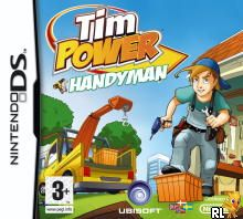 Sam Power - Handyman (E)(XenoPhobia) Box Art