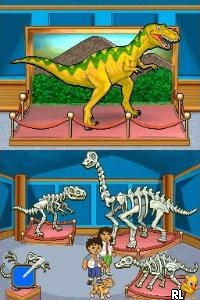 Go, Diego, Go! - Great Dinosaur Rescue (U)(XenoPhobia) Screen Shot