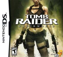 Tomb Raider - Underworld (U)(XenoPhobia) Box Art