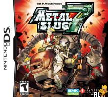 Metal Slug 7 (U)(XenoPhobia) Box Art
