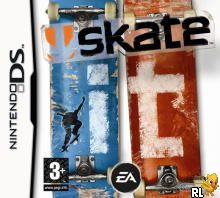 Skate It (E)(XenoPhobia) Box Art