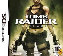 Tomb Raider - Underworld (E)(XenoPhobia) Box Art