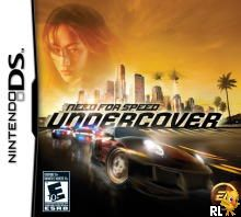 Need for Speed - Undercover (U)(XenoPhobia) Box Art