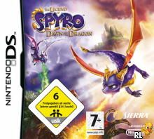 Legend of Spyro - Dawn of the Dragon, The (E)(Vortex) Box Art